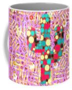 Cactus Pop Art Coffee Mug
