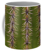Cactus Spines Coffee Mug