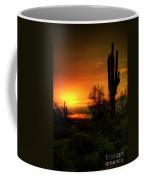 Cactus Sunrise Coffee Mug