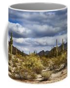 Cactus Valley Coffee Mug