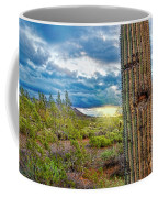 Cactus With Teeth Coffee Mug