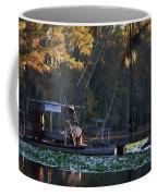 Caddo Pile Driving - Rig 2 Coffee Mug