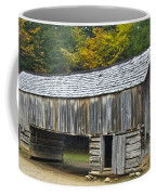 Cades Cove Barn Coffee Mug
