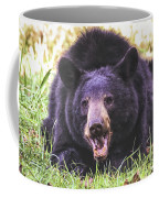 Cades Cove Black Bear Coffee Mug