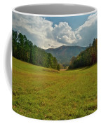Cades Cove Pasture Coffee Mug