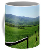 Cades Cove View Coffee Mug