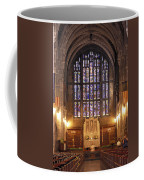 Cadet Chapel With Stained Glass Windows Coffee Mug
