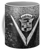 Cadillac Emblem Coffee Mug