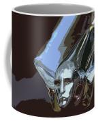1949 Cadillac Hood Ornament Coffee Mug