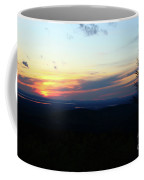 Cadillac Sunset Coffee Mug