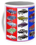 15 Cadillacs The Poster Coffee Mug