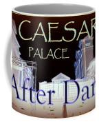 Caesars Palace After Dark Coffee Mug