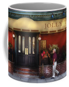 Cafe - Jolly Trolley Coffee Mug