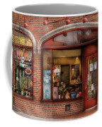 Cafe - Westfield Nj - Tutti Baci Cafe Coffee Mug