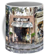 Cafe Beignet Summer Day Coffee Mug