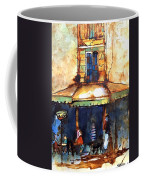 Cafe De L'apres-midi Coffee Mug