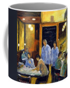 Cafe Des Artistes Coffee Mug