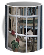 Cafe On The Left Bank Of Paris Coffee Mug