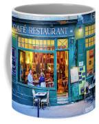 Cafe Restaurant Coffee Mug