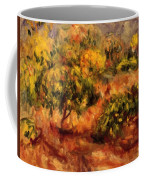 Cagnes Landscape 1919 Coffee Mug