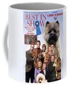Cairn Terrier Art Canvas Print - Best In Show Movie Poster Coffee Mug
