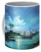 Cairo Under The Moonligh  Coffee Mug