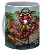 Cajun Critters Coffee Mug