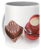 Cake And Cup Of Coffee Coffee Mug