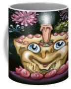 Cake N Fireworks Coffee Mug