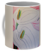 Cala Lillies Coffee Mug