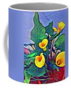 Cala Lily Caliente Coffee Mug