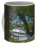 Calabash Deep Sea Fishing Boat Coffee Mug