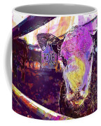 Calf Cow Maverick Farm Animal Farm  Coffee Mug