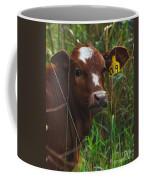 Calf Nineteen Coffee Mug
