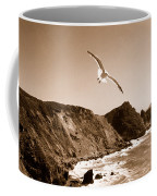 Cali Seagull Coffee Mug