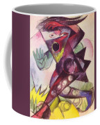Caliban From Shakespeare The Tempest 1914 Coffee Mug