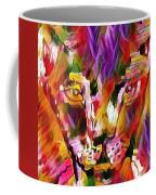 Calico Cat Coffee Mug