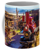 Calico Ghost Town Train Coffee Mug