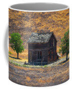 Calico Grass  Coffee Mug