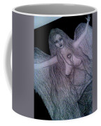 Calico Hippie Angel Coffee Mug