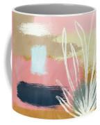 California Abstract- Art By Linda Woods Coffee Mug by Linda Woods