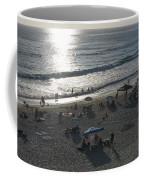 California Carlsbad Beach Almost Sunset Coffee Mug