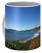 California Coast Line - Pismo Beach Coffee Mug