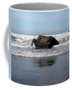 California Coast Ocean Waves 2 Coffee Mug