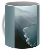 California Coastline Coffee Mug