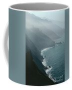 California Coastline Coffee Mug