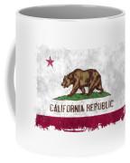 California Flag Coffee Mug