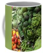 California Fresh Coffee Mug
