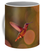 California Hummingbird Coffee Mug