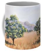 California Landscape. Fall Coffee Mug